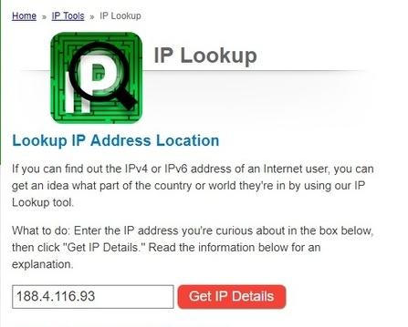 koja je moja IP adresa