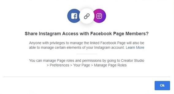 Instagram i Fejsbuk