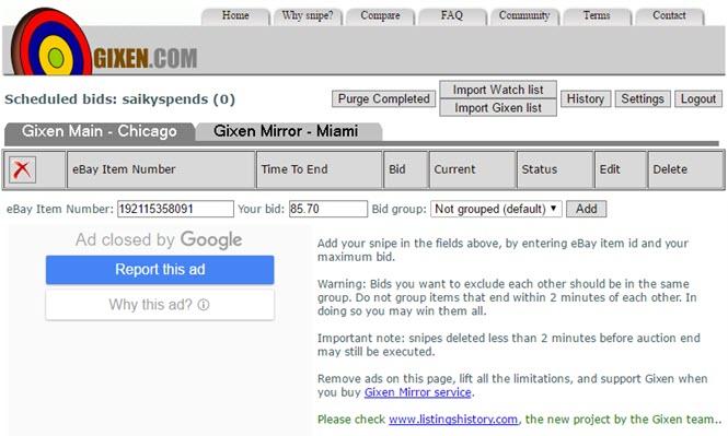 pobedite u ebay aukciji uz pomoć gixen-a