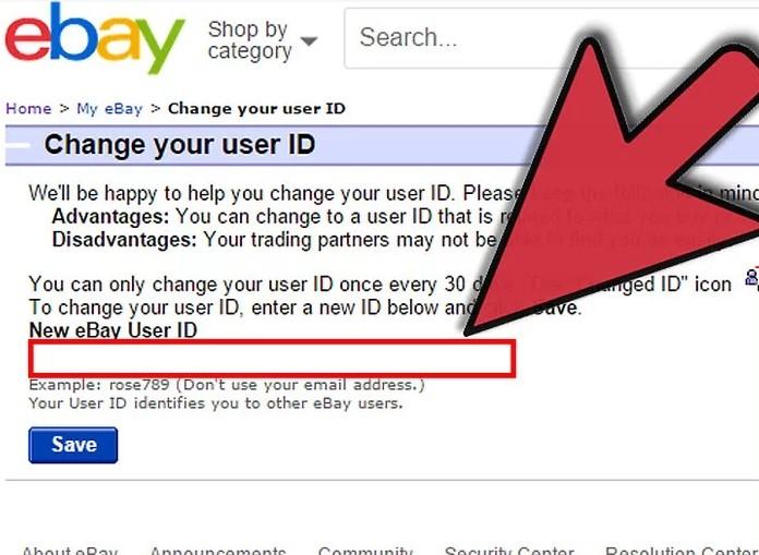 ebay ime naloga