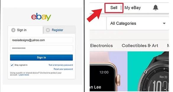 prodaja na ebay platformi