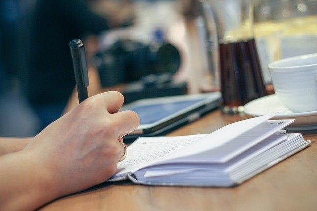 kako napisati