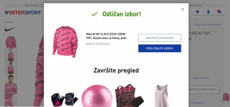 internet kupovina intersport